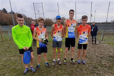 Cross National de La Chapelle sur Erdre